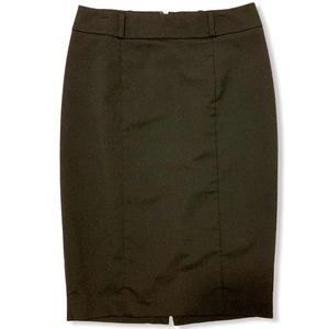 Mossimo Black Pencil Skirt 2
